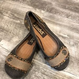 Miss slip on loafers
